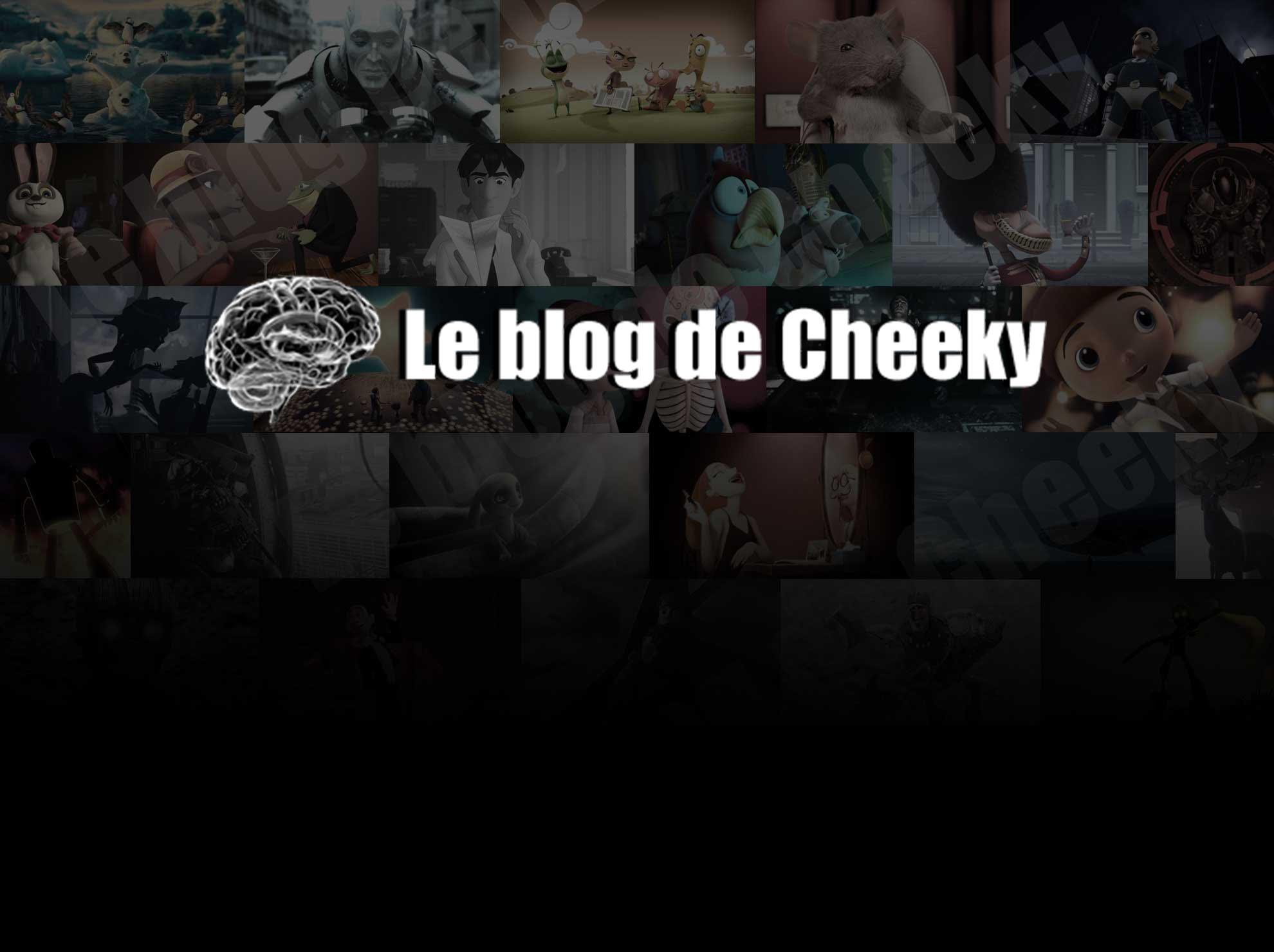 Le Blog de Cheeky